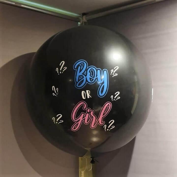 balon boy or girl