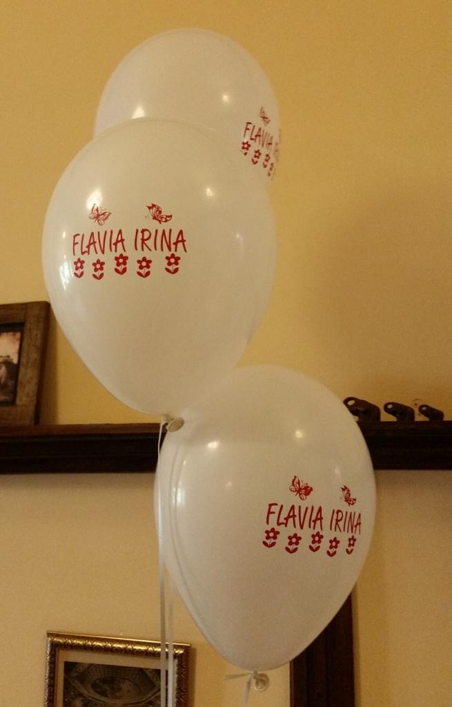 Baloane cu heliu personalizate 3