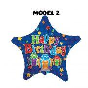 baloane cu happy birthday