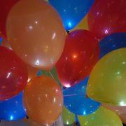 baloane cu led-uri