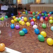 baloane colorate