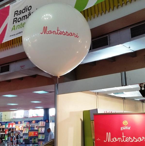 Balon Jumbo cu heliu personalizat
