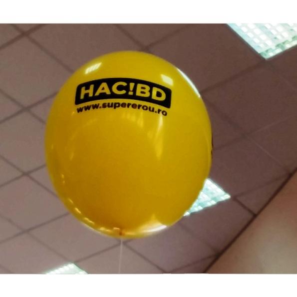 Balon Jumbo cu heliu