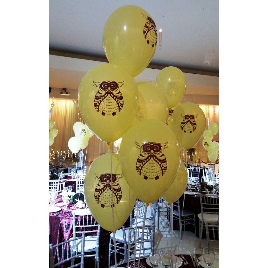 Baloane cu heliu personalizate