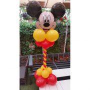 Figurina Mickey din baloane