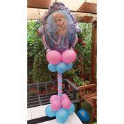 Figurina Frozen din baloane