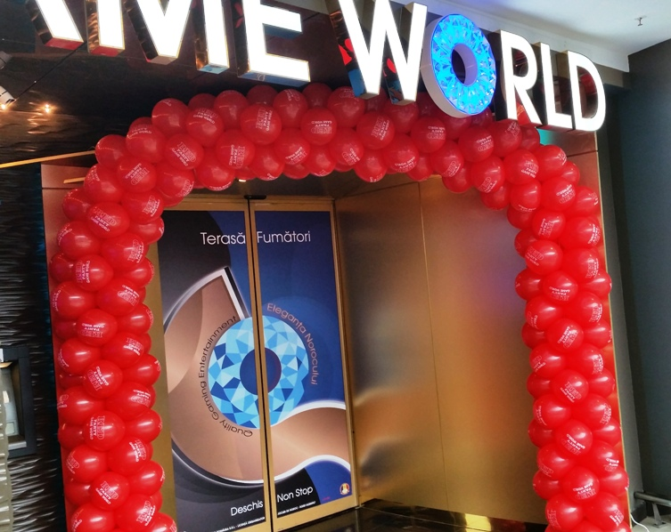 Arcada baloane GAME WORLD
