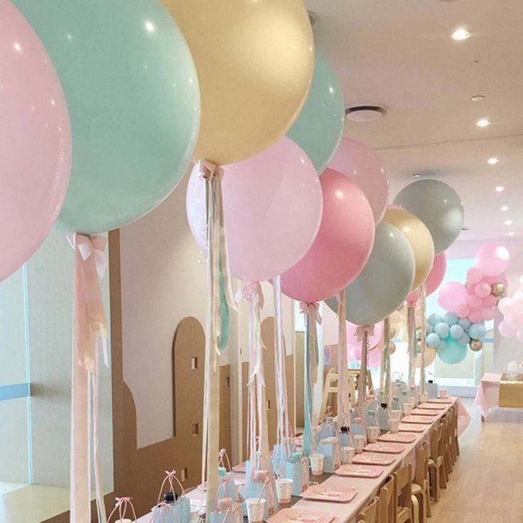 baloane jumbo cu heliu