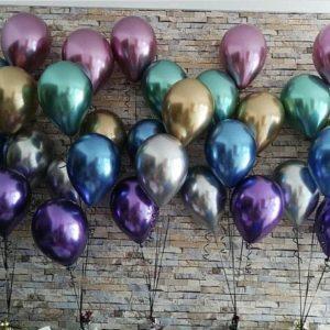 Baloane-Chrome-Latex-cu-heliu