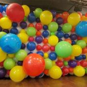 Photo Corner baloane multicolore