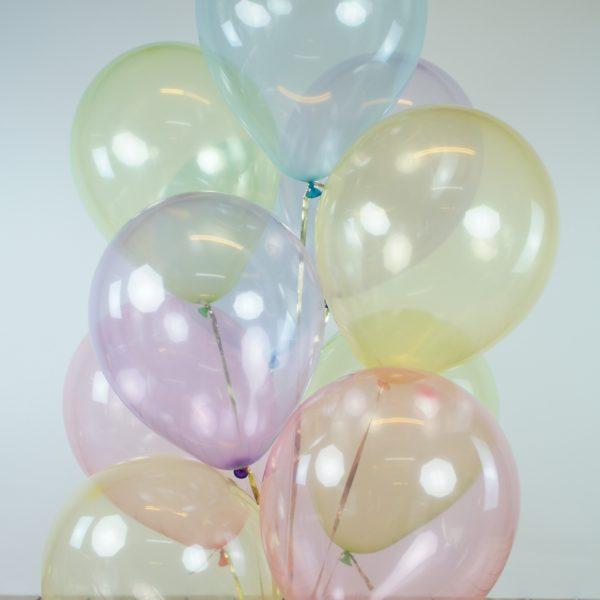 baloane extra transparente