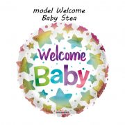 model welcome baby stea