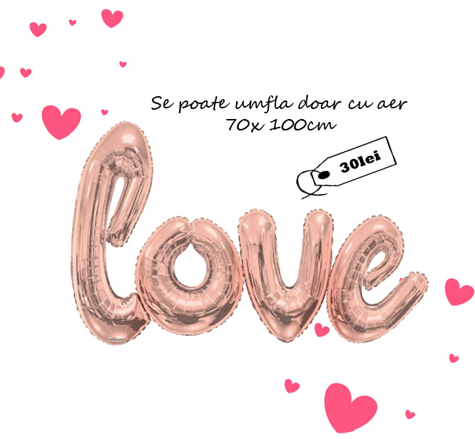 Love AER 30lei