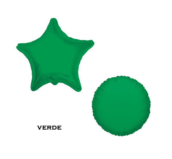folii uni verde