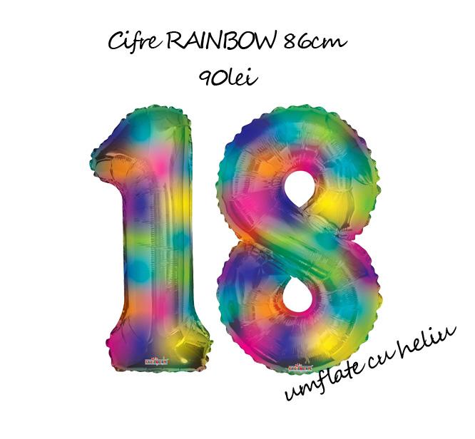 SET majorat rainbow